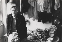 Anthony Hill, by Lord Snowdon - NPG P797(22)