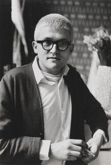 David Hockney, by Lord Snowdon, 16 April 1963 - NPG P797(25) - © Armstrong Jones