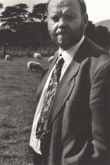 Sir Ian Wilmut, by Laura Woolnough - NPG x88651