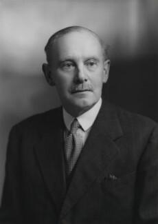 Sir Stewart Graham Menzies, by Navana Vandyk - NPG x98908