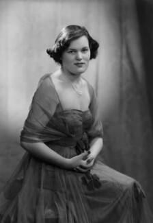 Lady Jennifer Jane Bernard, by Navana Vandyk - NPG x98928