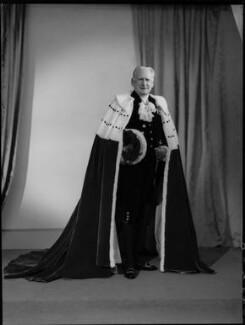 Caryl Ernest Bagot, 6th Baron Bagot, by Navana Vandyk - NPG x98954