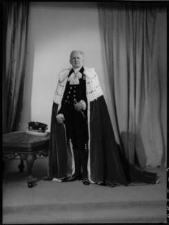 Caryl Ernest Bagot, 6th Baron Bagot, by Navana Vandyk - NPG x98962