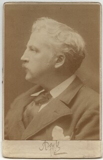 John Campbell, 9th Duke of Argyll, by Hayman Seleg Mendelssohn, 1907 - NPG x99 - © National Portrait Gallery, London