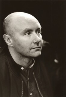Irvine Welsh, by Laura Woolnough - NPG x88653