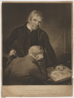 John Dawson, by William Whiston Barney, after  Joseph Allen - NPG D34834