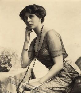 Sybil Edith Muriel Rose (née Neumann), Lady Grimston of Westbury, by H. Walter Barnett - NPG x45428