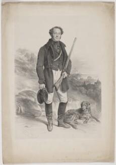 William Deedes, by Charles Baugniet - NPG D34845