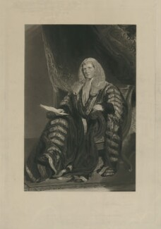 Sir William Grant, by Edward McInnes, published by  Graves & Warmsley, after  Sir Thomas Lawrence - NPG D34787