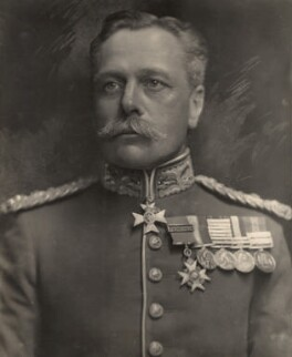 Douglas Haig, 1st Earl Haig, by Henry Walter ('H. Walter') Barnett, 1915-1920 - NPG x45429 - © National Portrait Gallery, London