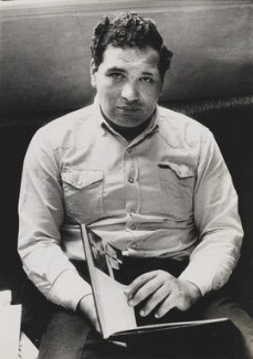 Sir Eduardo Paolozzi, by Lord Snowdon - NPG P797(35)