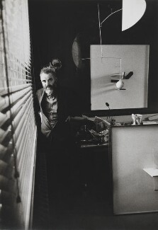 Victor Pasmore, by Lord Snowdon - NPG P797(36)