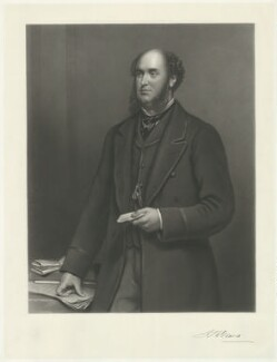 Samuel Robert Graves, by Thomas Lewis Atkinson, published by  Henry Graves & Co, after  William Menzies Tweedie - NPG D34891