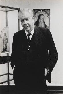 Lionel Charles Robbins, Baron Robbins, by Lord Snowdon - NPG P797(40)