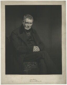 Roderick Gray, by Edward Burton, printed by  Macglashan (Macglashon) & Wilding, after  Sir John Watson-Gordon - NPG D34901