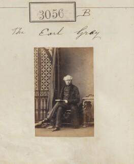 Henry George Grey, 3rd Earl Grey, by Camille Silvy - NPG Ax52457