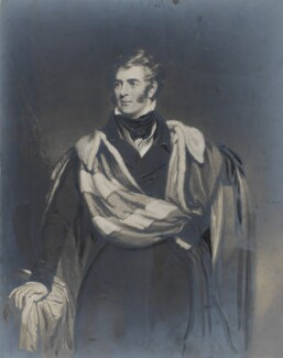 Thomas Philip de Grey, 2nd Earl de Grey, after William Robinson - NPG D34853