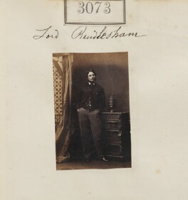 Frederick William Brook Thellusson, 5th Baron Rendlesham, by Camille Silvy - NPG Ax52474