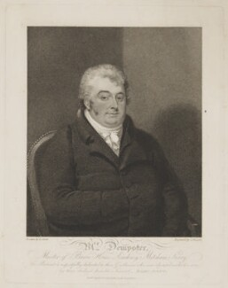 James Dempster, by and published by Charles Knight, after  Edmund Scott - NPG D34866