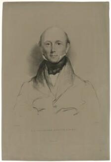 George Bellas Greenough, by Maxim Gauci, printed by  Graf & Soret, after  Eden Upton Eddis - NPG D34914