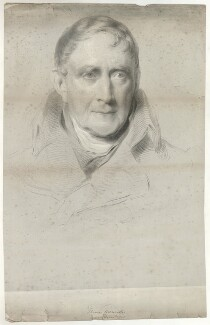 Thomas Grenville, by James Posselwhite, after  George Richmond - NPG D34932