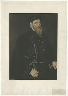 Sir Thomas Gresham, published by The Medici Society Ltd - NPG D34936