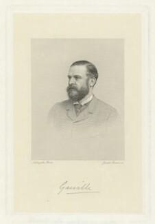 Algernon Greville, 2nd Baron Greville, by Joseph Brown, after  Lafayette - NPG D34942