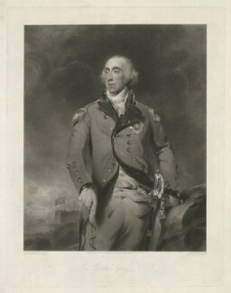 Charles Grey, 1st Earl Grey, by Joseph Collyer the Younger, published by  William Austin, after  Sir Thomas Lawrence - NPG D34948