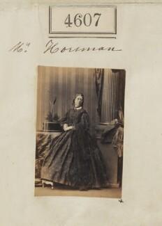Charlotte Louisa Horsman (née Ramsden), by Camille Silvy - NPG Ax54619