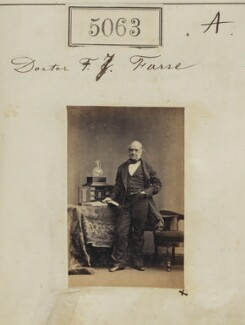 Frederic John Farre, by Camille Silvy - NPG Ax55068