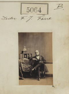 Frederic John Farre, by Camille Silvy - NPG Ax55069