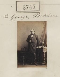 Sir (Samuel) George Bonham, 1st Bt, by Camille Silvy - NPG Ax53139