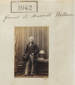 Sir James Maxwell Wallace, by Camille Silvy - NPG Ax53957