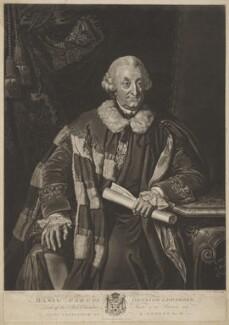 Basil Feilding, 6th Earl of Denbigh, by John Watts, after  Nathaniel Dance (later Sir Nathaniel Holland, Bt) - NPG D35015