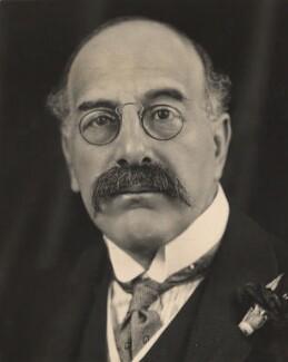 Alfred Moritz Mond, 1st Baron Melchett, by H. Walter Barnett - NPG x45440