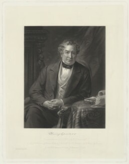 Henry Graves, by Thomas Lewis Atkinson, by  James Scott, by  James John Chant, by  Robert Graves, by  Francis Holl, by  Charles Henry Mottram, by  Robert Bowyer Parkes, by  George Sanders, by  William Henry Simmons, by  Edward A. Smith, by  James Stephenson, by  George - NPG D34971