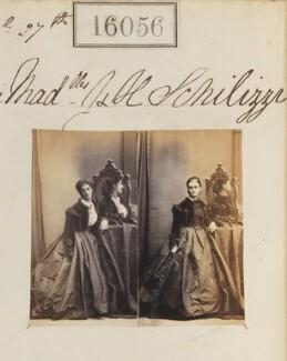 Hypatia Schilizzi (née Schilizzi), by Camille Silvy - NPG Ax63982