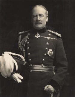 Sir Herbert Scott Gould Miles, by H. Walter Barnett - NPG x45442