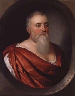 Sir Theodore Turquet de Mayerne, attributed to Paul van Somer - NPG 6538