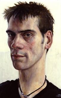 Adam Cooper, by Stuart Pearson Wright, 2000 - NPG 6542 - © National Portrait Gallery, London