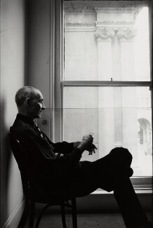 Gordon Benson, by Alexander McIntyre - NPG x132596