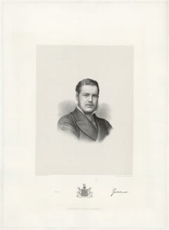 Victor Alexander Grosvenor, Earl Grosvenor, by and published by Morris & Co, after  Charles William Walton - NPG D34994