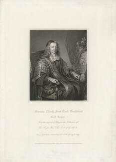 Francis North, 1st Baron Guilford, by John Samuel Agar, published by  Lackington, Hughes, Harding, Mavor & Jones, published by  Longman, Hurst, Rees, Orme & Brown, after  William Hilton, after  John Riley - NPG D35003