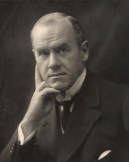 Sir Douglas Andrew Shields, by H. Walter Barnett - NPG x45450