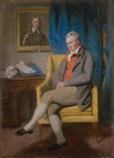 William Cobbett, by John Raphael Smith, engraved 1812 - NPG 6870 - © National Portrait Gallery, London