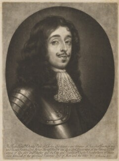 Charles Stanley, 8th Earl of Derby, by Abraham Blooteling (Bloteling), after  Unknown artist - NPG D35033