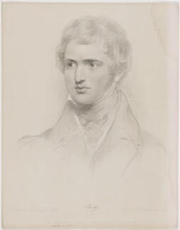 Edward Stanley, 14th Earl of Derby, by Frederick Christian Lewis Sr, published by  Graves & Warmsley - NPG D35122