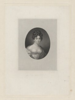 Anna Maria Gulston (née Knowles), by Thomas Anthony Dean, after  Samuel John Stump - NPG D35069