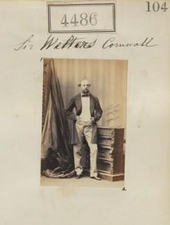 Sir Velters Cornewall, 4th Bt, by Camille Silvy - NPG Ax54499