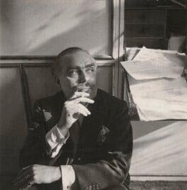 Osbert Lancaster, by Cecil Beaton - NPG x19805